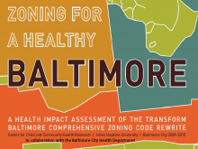 Zoning for a Healthy Baltimore: A Health Impact Assessment