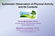 articles on naturalistic observation method